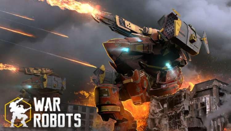 скачать на андроид игру war robots много денег